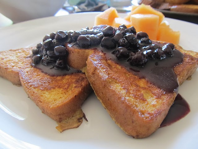 French Toast, Paleo Parents Weekend Wrap up: The Best SUMMER PARTY TREAT & All About Summer BERRIES!