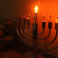 Our First Hanukkah