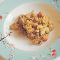 Eileen's Aloo Gobi Fail…Curry Win
