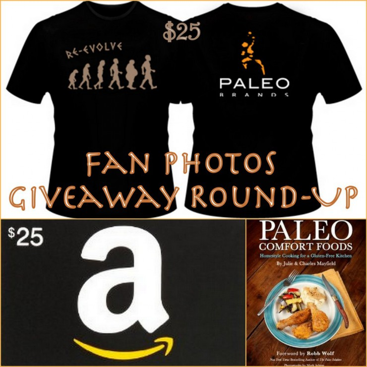 Fan Photos Giveaway Round-Up