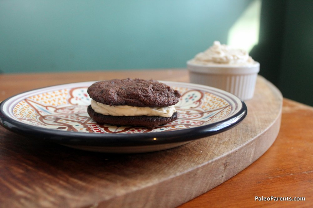 Mexican Chocolate and Vanilla Bean Whoopie Pie Featured Image