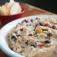 Paleo-ized Monster Cookie Dough Dip