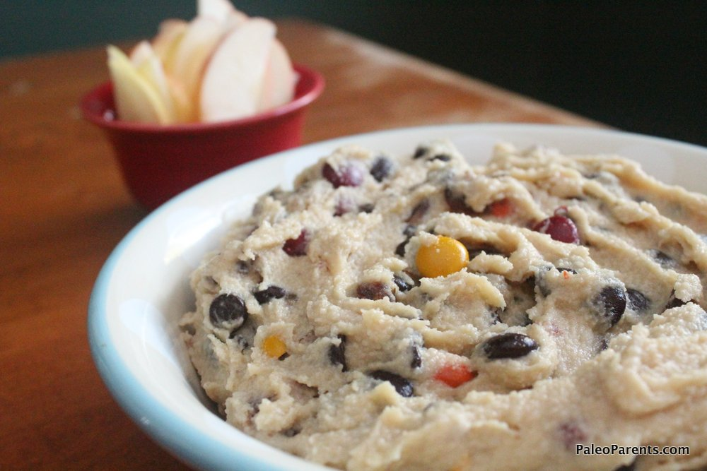 Monster Cookie Dough Dip Featured Image