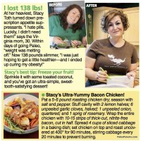Stacy, the Face of Paleo in Woman&#8217;s World Magazine