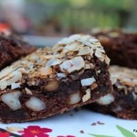Samoa Brownies