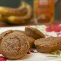 Banana Pumpkin Pucks
