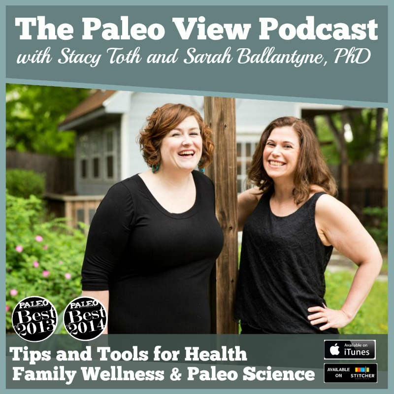 The Paleo View Feature Graphic 3