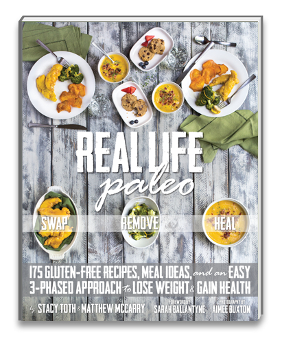 Real Life Paleo, Paleo Parents Third Cookbook, Paleo Parents Weekend Wrap Up, 3/22: Flippin' WHAT?!