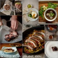 Beyond Bacon, Announcement for our 2nd Cookbook!