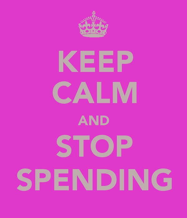 No Spend & No Sugar – Week 1