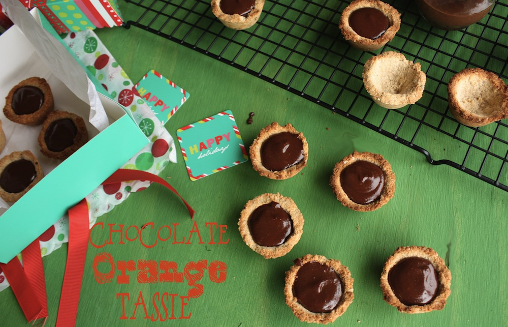 Guest Post, Fresh4Five: Chocolate Orange Tassies