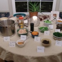 Guest Post, Simple and Merry: Harmony Soup Party