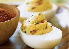 BaconDeviledEggs