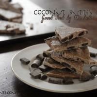 Guest Post: Coconut Butter Bark from Diabetic Paleo