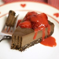 Guest Post, Detoxinista: Raw Chocolate Cheesecake