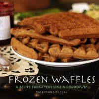 ELaD&#8217;s Frozen Waffles and other Naturally Green St. Patrick&#8217;s Day Recipes