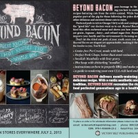 Beyond Bacon: FAQs
