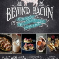 Giving Away 5 Early Review Copies of Beyond Bacon!