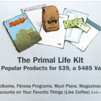 Review: Primal Life Kit eBundle & Giveaway