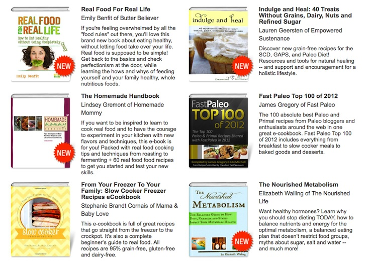 VGN Spring eBook Bundle at PaleoParents (3)