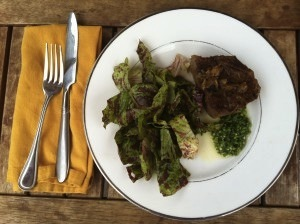 Guest Post, The Simple Paleo Life: Argentinian Steak with Chimichurri