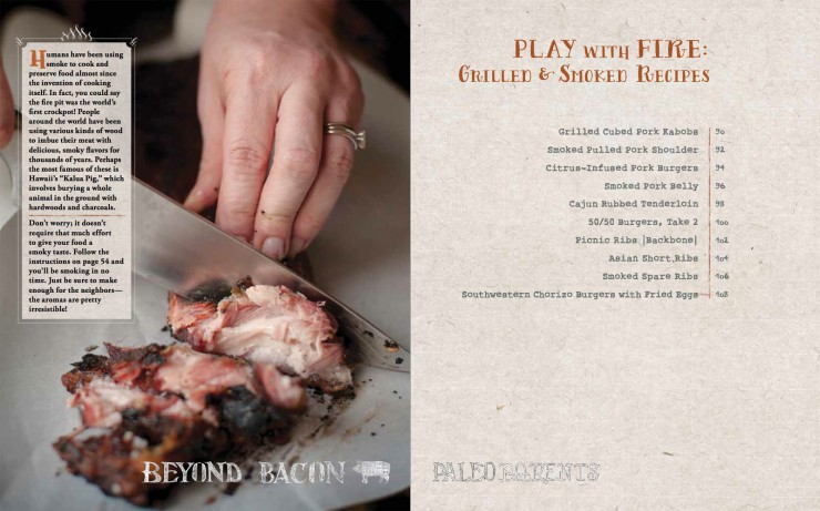 Play with Fire Chapter Teaser from Beyond Bacon by Paleo Parents