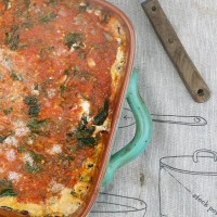 Guest Post: Pure &#038; Simple&#8217;s Vegetable Lasagna