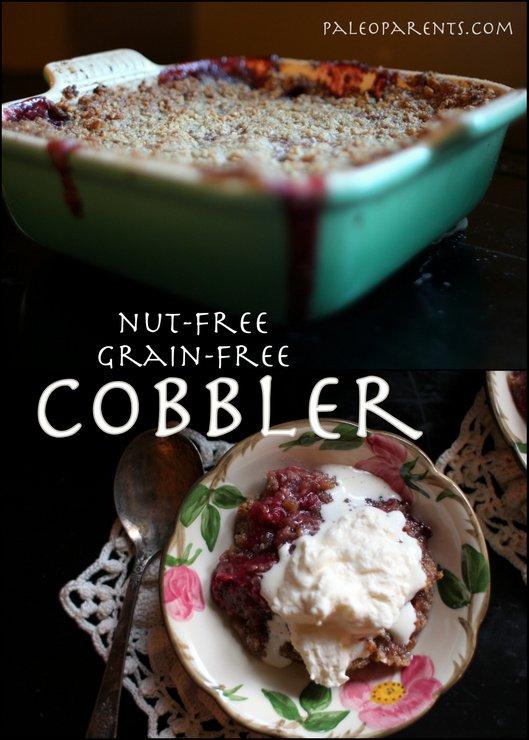 Nut-Free Cobbler