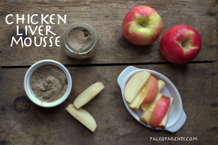 Chicken Liver Mousse on PaleoParents, Paleo Parents Weekend Wrap Up: All The Feels From WHAT?! And Apples BEFORE Pumpkins: Our Favorite Ways to Enjoy Apples!