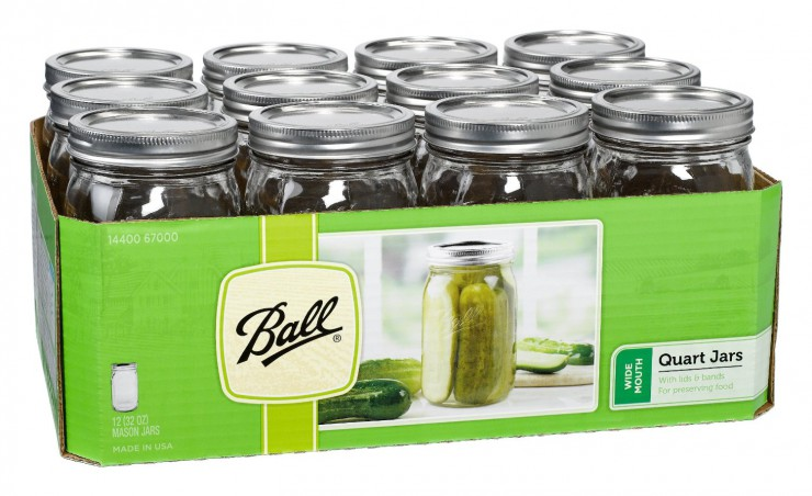 Ball Wide Jars