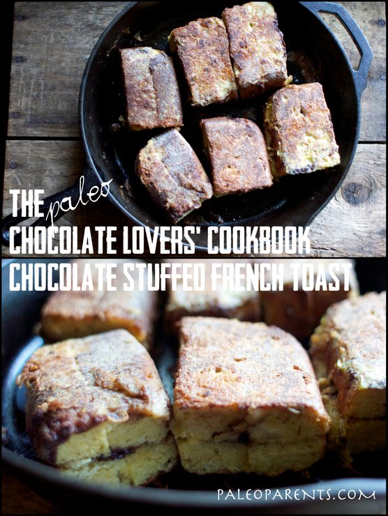 Chocolate Lovers Cookbook on PaleoParents