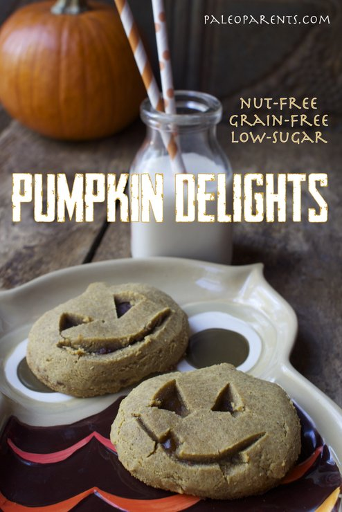 Pumpkin Delights from PaleoParents