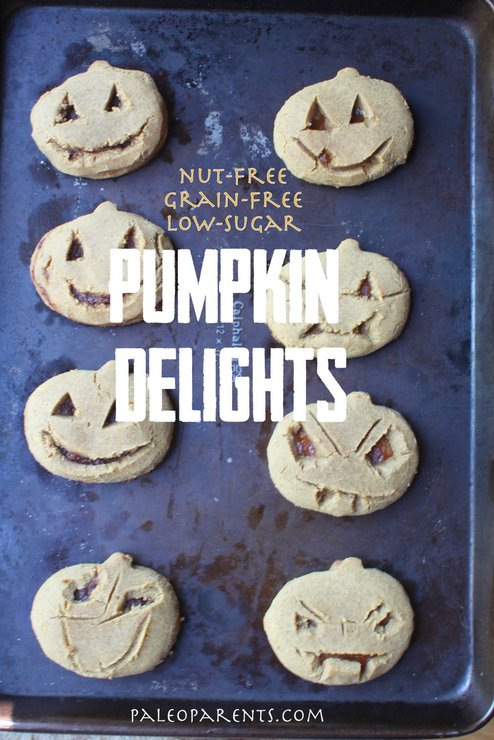 Pumpkin Delights on PaleoParents