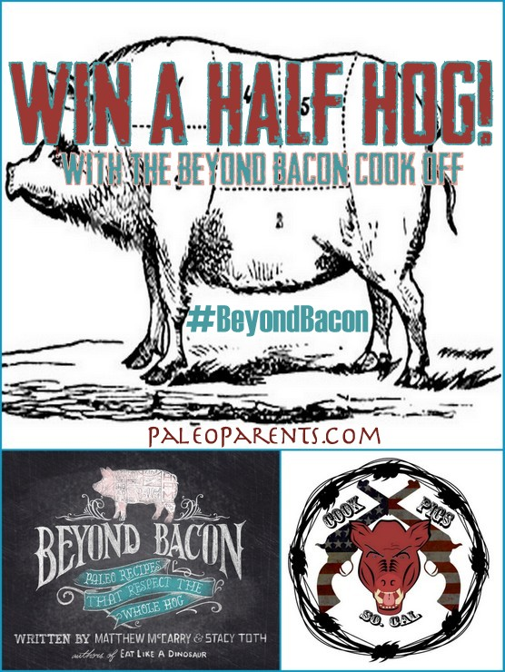 The Beyond Bacon Cook Off – The Results!