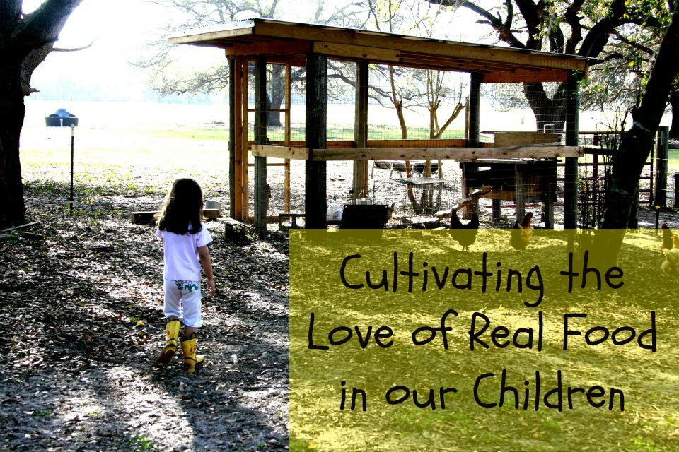 Guest Post, Jackie from The Paleo Mama: Cultivating the Love of Real Food in our Children