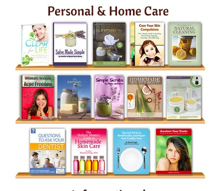 Harvest Your Health - Personal and Home Care at PaleoParents