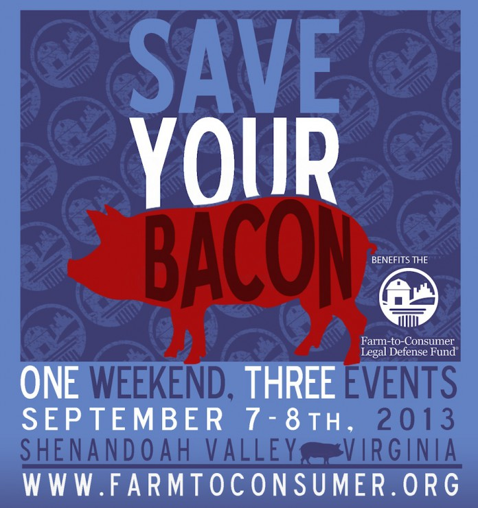 Save Your Bacon Meme