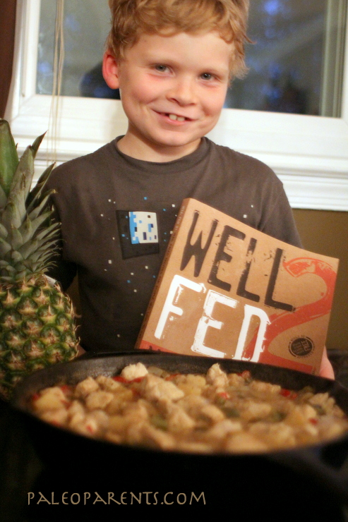 Review: Well Fed 2 with Pina Colada Chicken Recipe