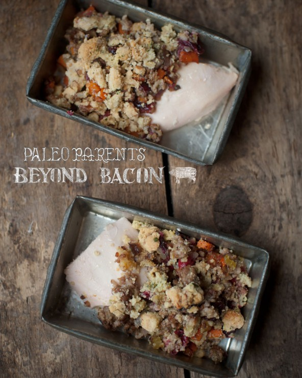 Pork Stuffing Casserole from Beyond Bacon