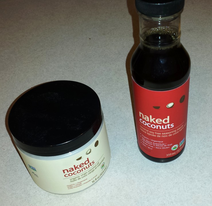 Naked Coconut Products