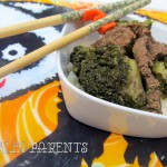 Beef & Broccoli from Eat Like a Dinosaur by PaleoParents