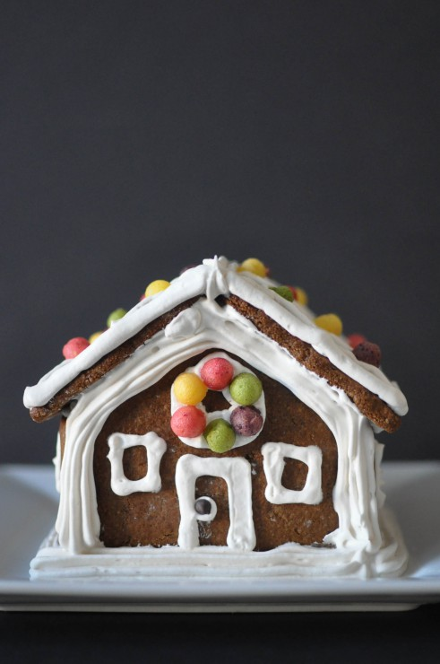Paleo Gingerbread House _ Fed+Fit-93