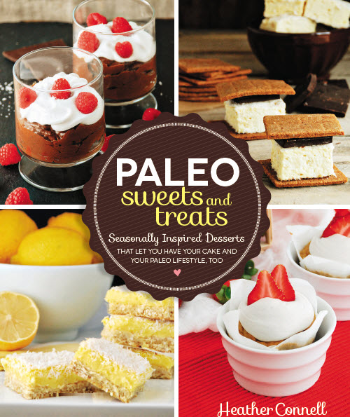 Paleo Sweets and treats 1