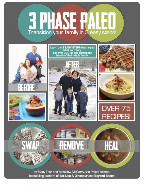 3 Phase Paleo Review Round-up