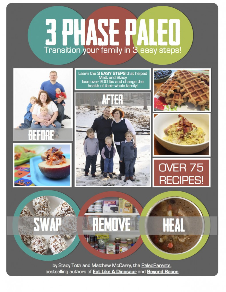 Cover 3 Phase Paleo by Paleo Parents