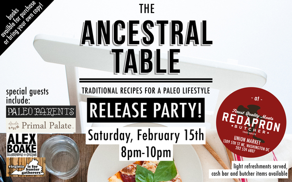 TheAncestralTableReleaseParty