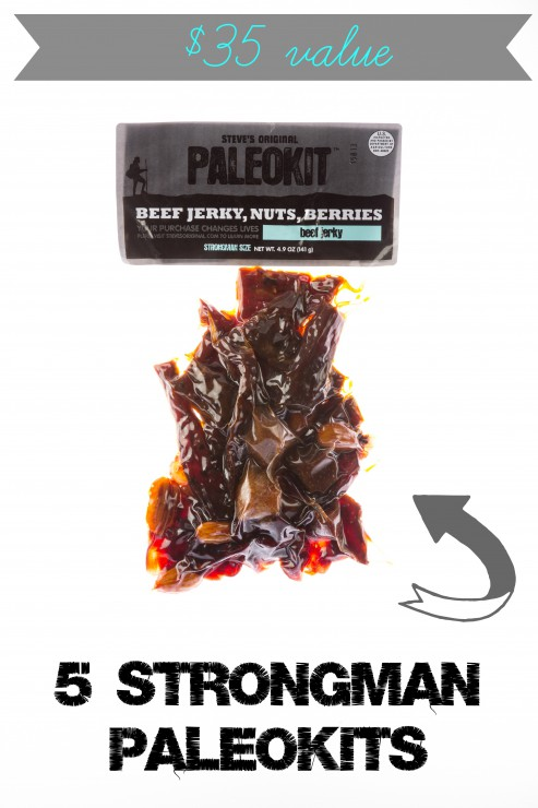StrongMan PaleoKit 35 value