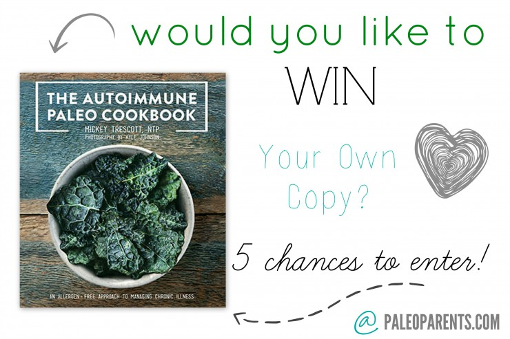 AIP Cookbook Review GIVEAWAY