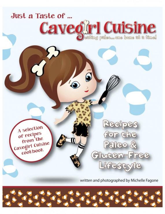 CaveGirl Cuisine Sampler coverJPG