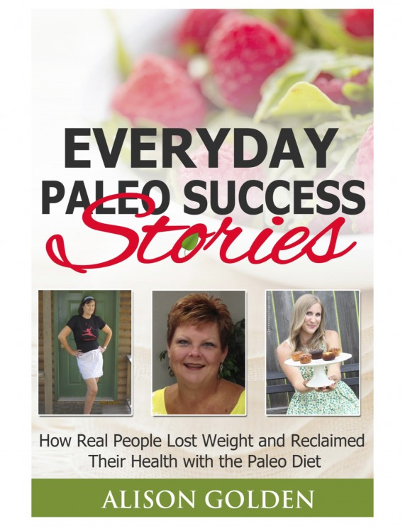 Everyday Paleo Success Stories coverJPG